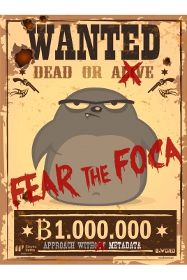 Póster 1: Fear the Foca